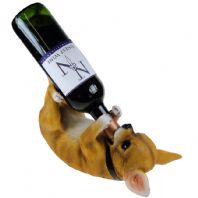 Guzzlers Chihuhua Wine Bottle Holder